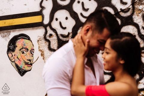 Thailand Pre Wedding Portraits in Phuket | Engagement Photographer