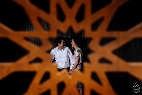 Phuket, Thailand PreWedding Portraits of a couple