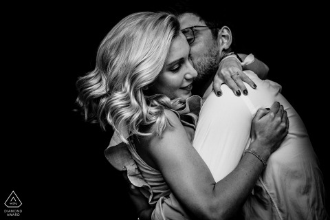 Verras een verlovingsessie op de 4 van juli in het centrum van DC