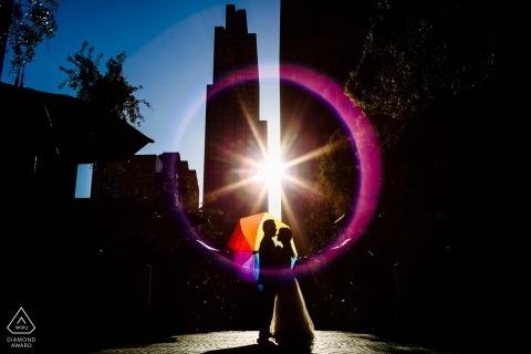 California - Fotografo di matrimoni e fidanzamento nord di San Francisco