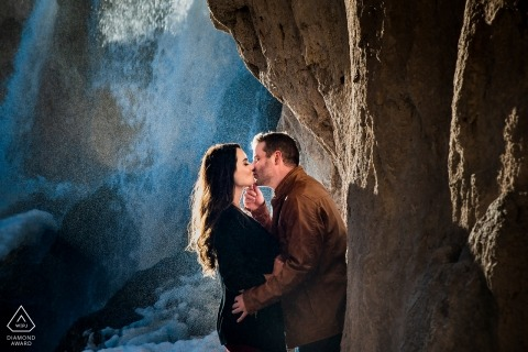 Jesse La Plante, of Colorado, is a wedding photographer for