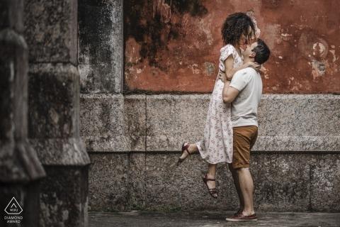 Rio de Janeiro, Brazilië engagement foto's jij tilt me op