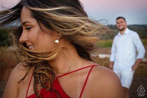 Claudia Amorim, of Goias, is a wedding photographer for