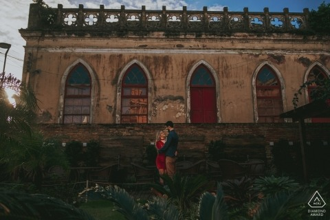 Engagement Photo Session in Laguna / SC - Brasilien