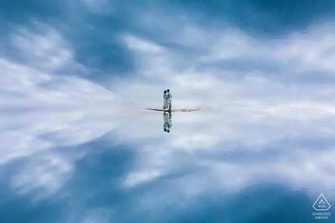 Amor de China en las nubes - Fotos de la boda previa