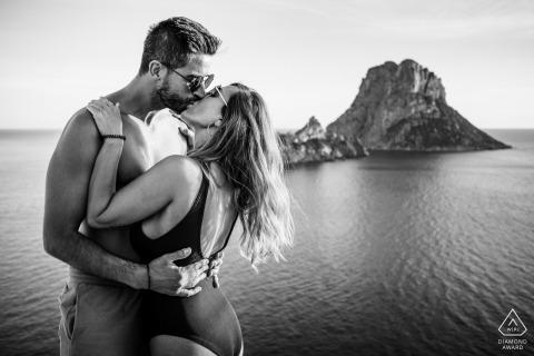 Hiszpańska sesja przedślubna - Miłość Es Vedry