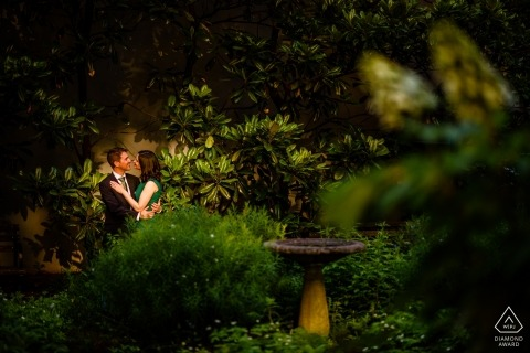Denis Gostev, of New York, is a wedding photographer for
