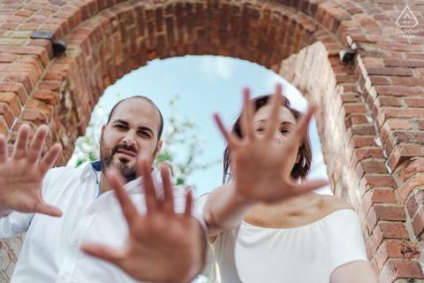 Verlobungsfotograf aus London, England: Das Fotografieren hat Spaß gemacht!
