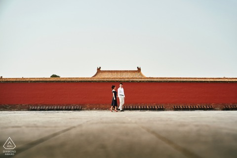 Vincent MA, of , is a wedding photographer for
