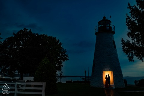 Scott Josuweit, of Pennsylvania, is a wedding photographer for