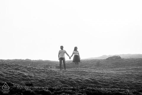Auvergne-Rhône-Alpes engagement picture - morzine