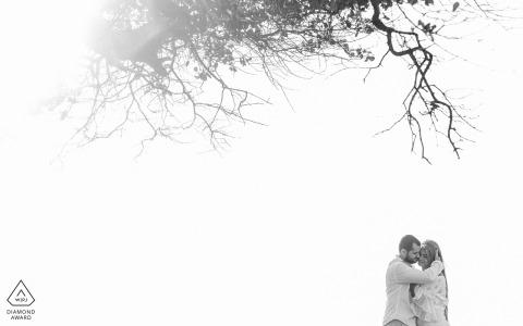 Verlobungsfotograf | Praia da Sereia, Maceio, Alagoas - Zuneigung zur Komposition