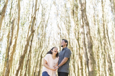 Engagement Photography Session at lovers lane - LOL