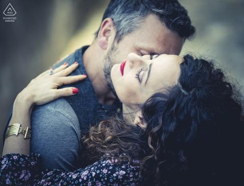 Sessão de fotos de noivado de Firenze - Engagement love