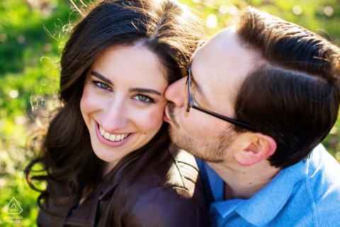 Engagement Photo Sessions | Tinicum Park, Bucks County, Pennsylvania- Bucks county pa engagement session