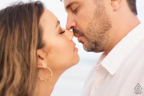 Buzio, RJ couple e-session during an intimate pre wedding rehearsal