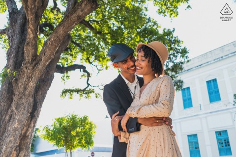 Renner Boldrino, of Alagoas, is a wedding photographer for
