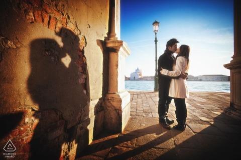Schio Engagement Portrait Foto door Luca Fabbian