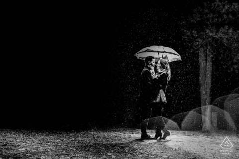 Weiterstadt Engagement Portrait Photograph by Niels Gerhardt