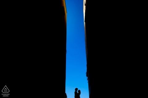 Taormina Engagement Portrait Photograph by Nino Lombardo