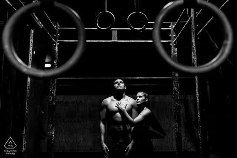 利馬訂婚肖像攝影:Omar Berr