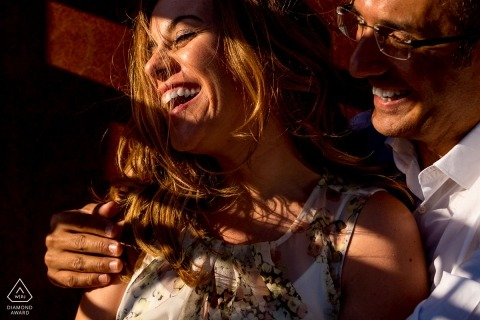 Ponferrada Engagement Portrait Photograph by Rocio Vega Roa