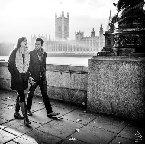 Photographie de portrait de fiançailles de North Woodchester par Steve Catcheside