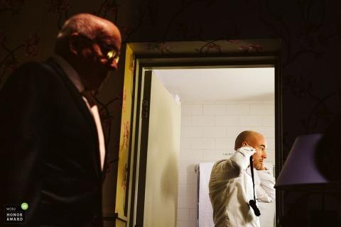 Adam Riley is an award-winning wedding photographer of the GTM WPJA
