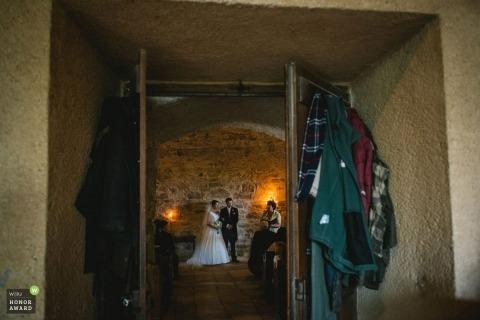 Ambre Peyrotty is een prijswinnende trouwfotograaf van de WPJA