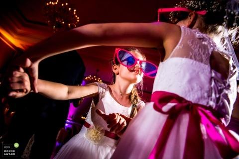 Andreas Pollok is een prijswinnende trouwfotograaf van de WPJA