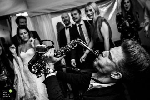 Anna Poole is an award-winning wedding photographer of the DEV WPJA