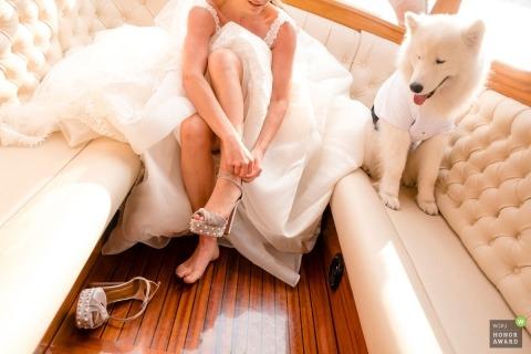Ben Chrisman è un fotografo di matrimoni pluripremiato della SC WPJA