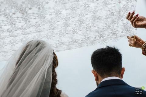 Bindi Richardson ist ein preisgekrönter Hochzeitsfotograf der WPJA