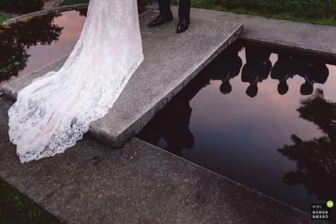 Błażej Sendzielski jest wielokrotnie nagradzanym fotografem ślubnym NY WPJA