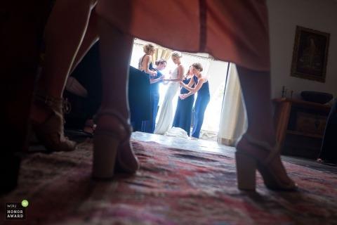 Brett Butterstein is an award-winning wedding photographer of the San Diego WPJA