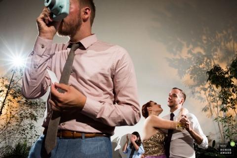 Candice C. Cusic est une photographe de mariage primée de l'IL WPJA