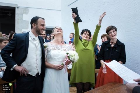 Chrystel Echavidre es un galardonado fotógrafo de bodas de la WPJA.