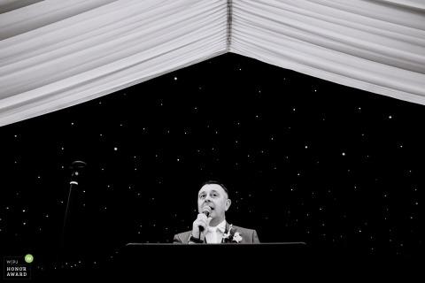 Clive Blair ist ein preisgekrönter Hochzeitsfotograf der WMD WPJA