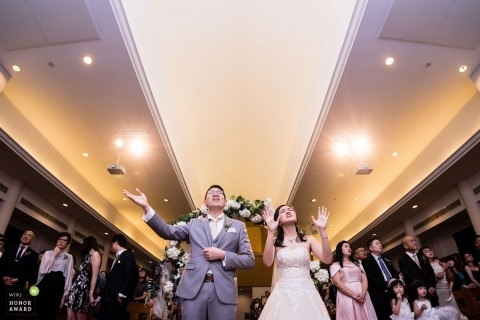 David Teo is an award-winning wedding photographer of the  WPJA