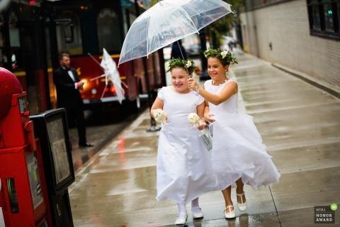 Elena Bazini est une photographe de mariage primée de l'IL WPJA
