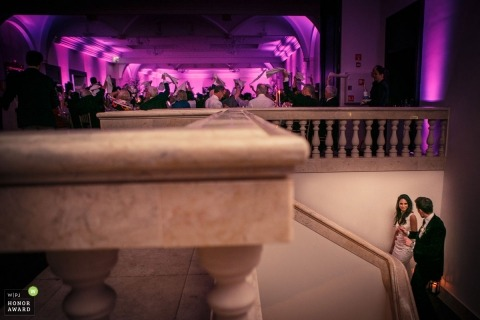 Fabio Azanha is an award-winning wedding photographer of the  WPJA