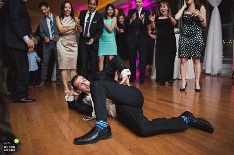 Inbal Sivan is een prijswinnende trouwfotograaf van de NY WPJA