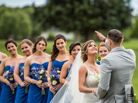 James Nix jest wielokrotnie nagradzanym fotografem ślubnym NC NCJA