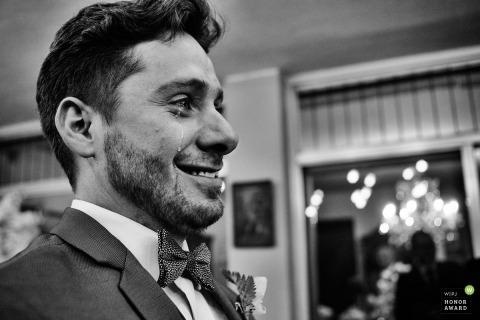 Jamil Valle jest wielokrotnie nagradzanym fotoreporterem ślubnym WPJA