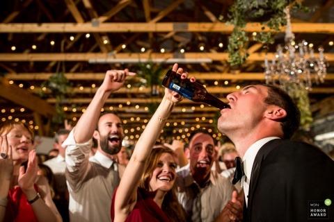 Joseph Gidjunis es un galardonado fotógrafo de bodas de PA WPJA