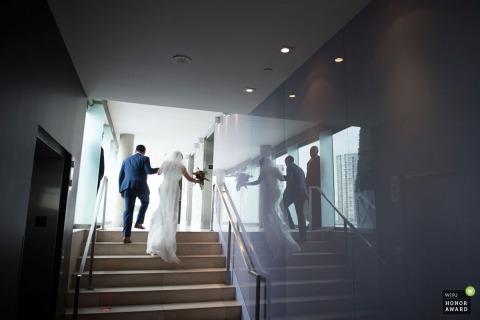Karri North是ON WPJA的获奖婚礼摄影师
