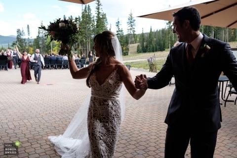 Kent Meireis is an award-winning wedding photographer of the CO WPJA