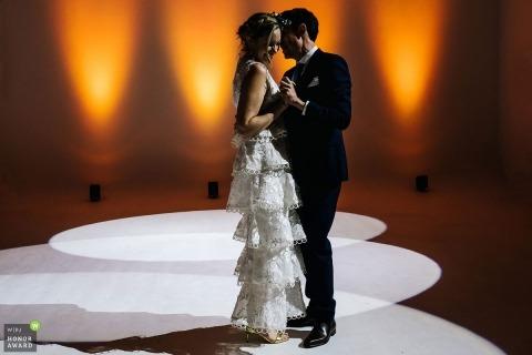 Kristian Leven is een bekroonde trouwfotograaf van de WPJA