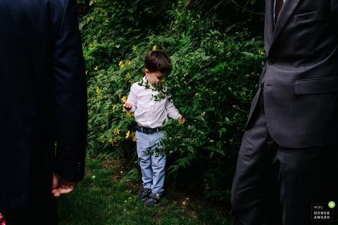 Kristian Leven is een bekroonde trouwfotograaf van de LND WPJA