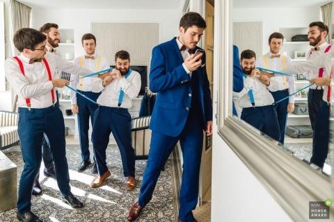 Lea Torrieri is an award-winning wedding photographer of the  WPJA